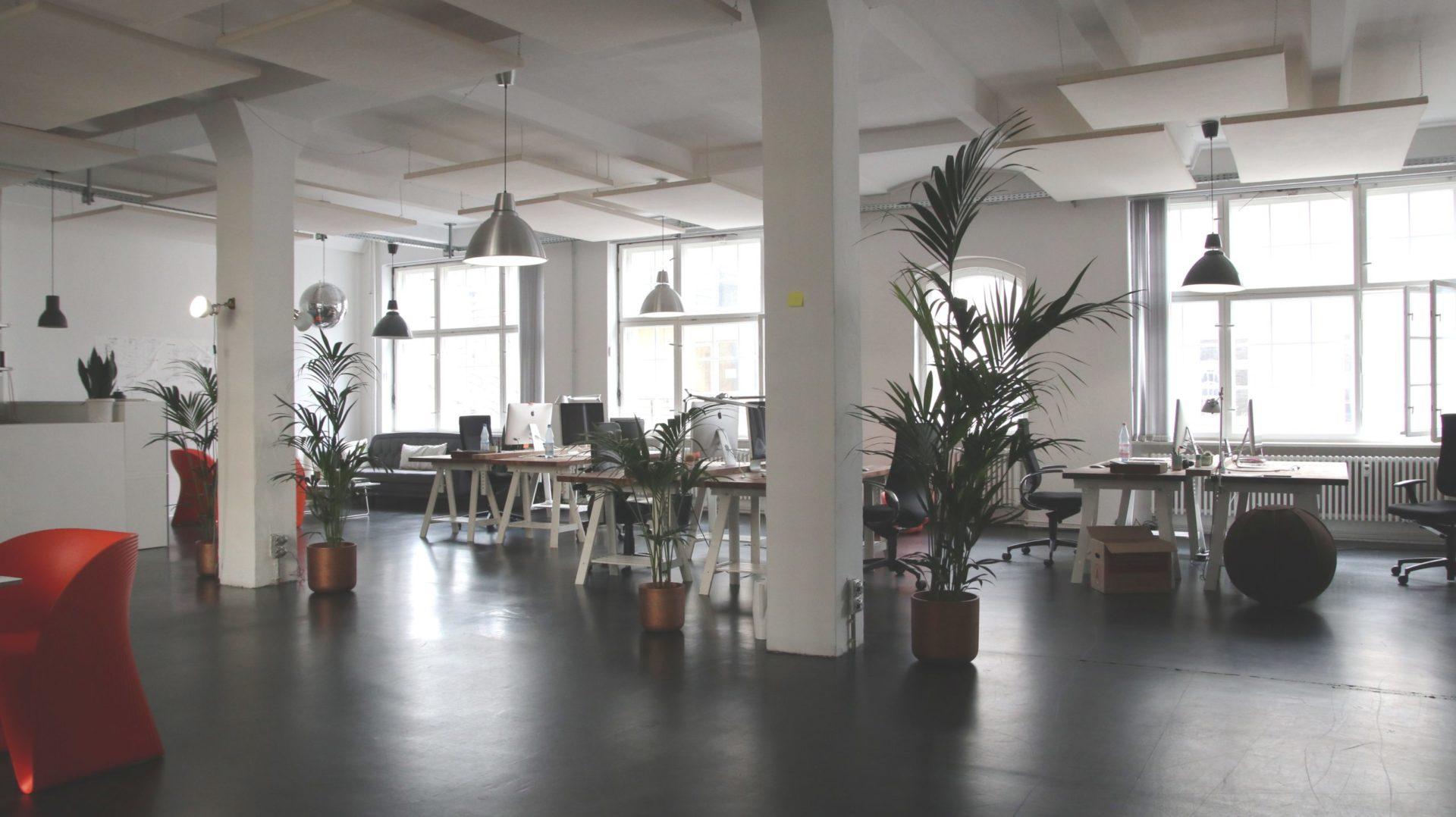 Professionelle Büroreinigung Berlin